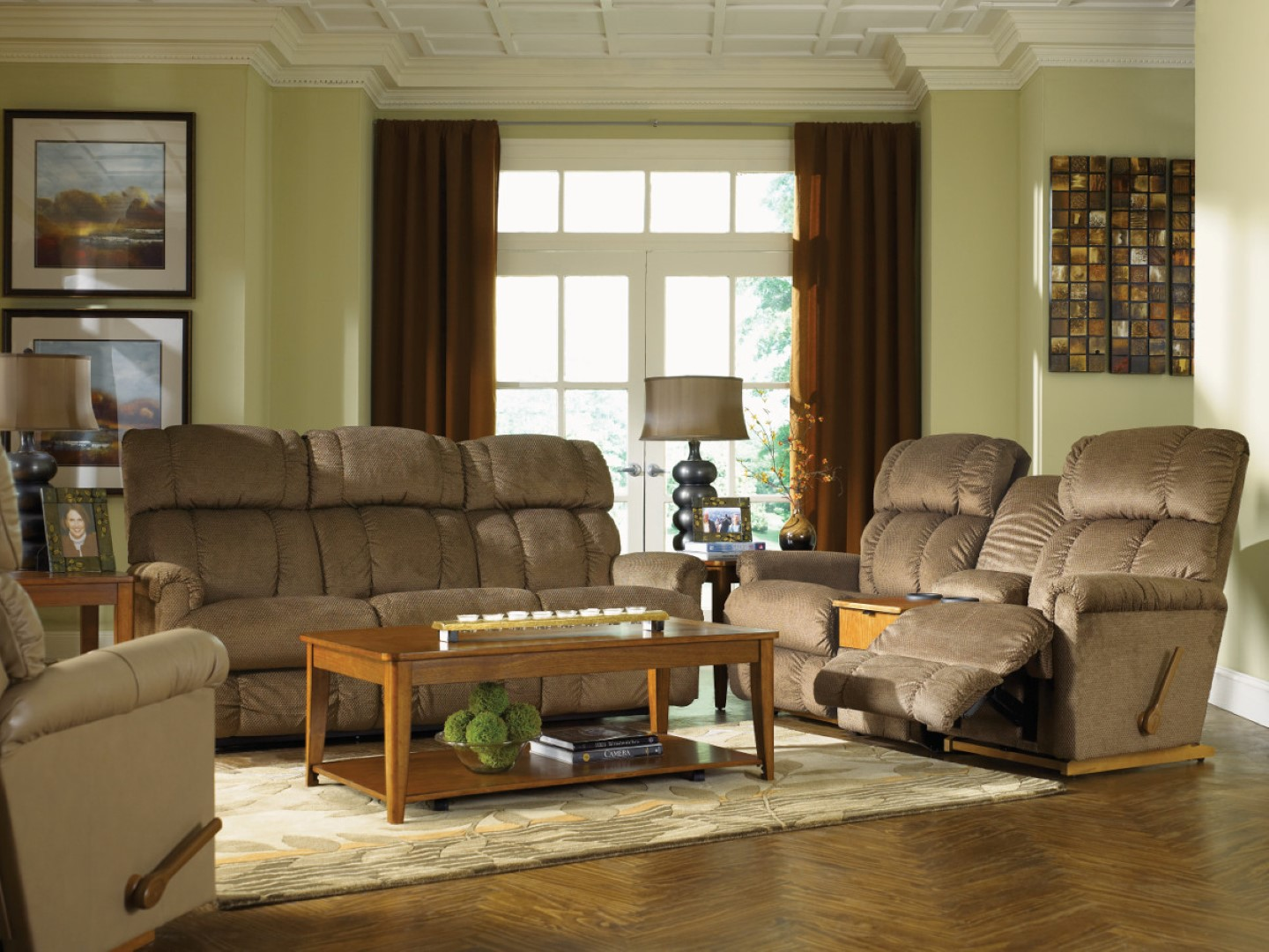 Lazy Boy Pinnacle Sofa La Z Boy Pinnacle Reclining Loveseat Harris Family Furniture Thesofa