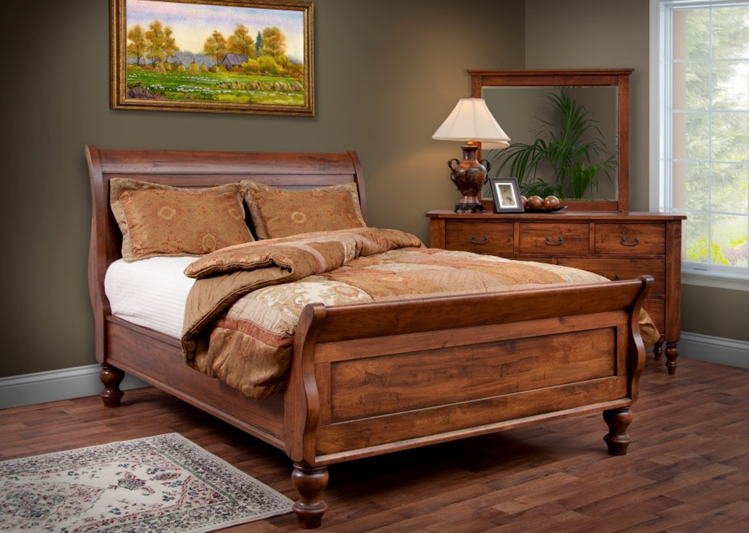 Canyon Creek Bedroom Suite - Town & Country Furniture