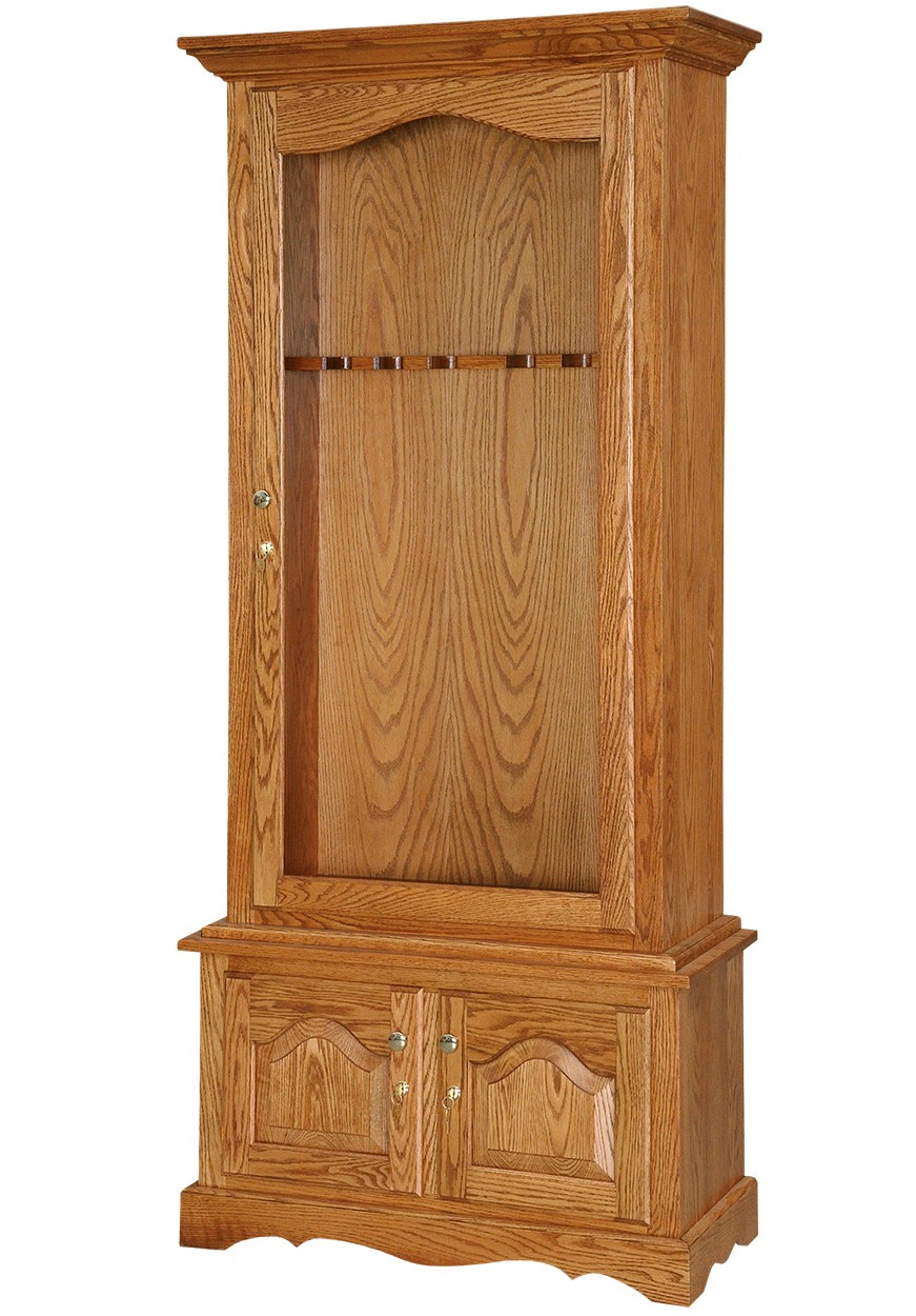 6 Gun Cabinet Town Amp Country Furniture