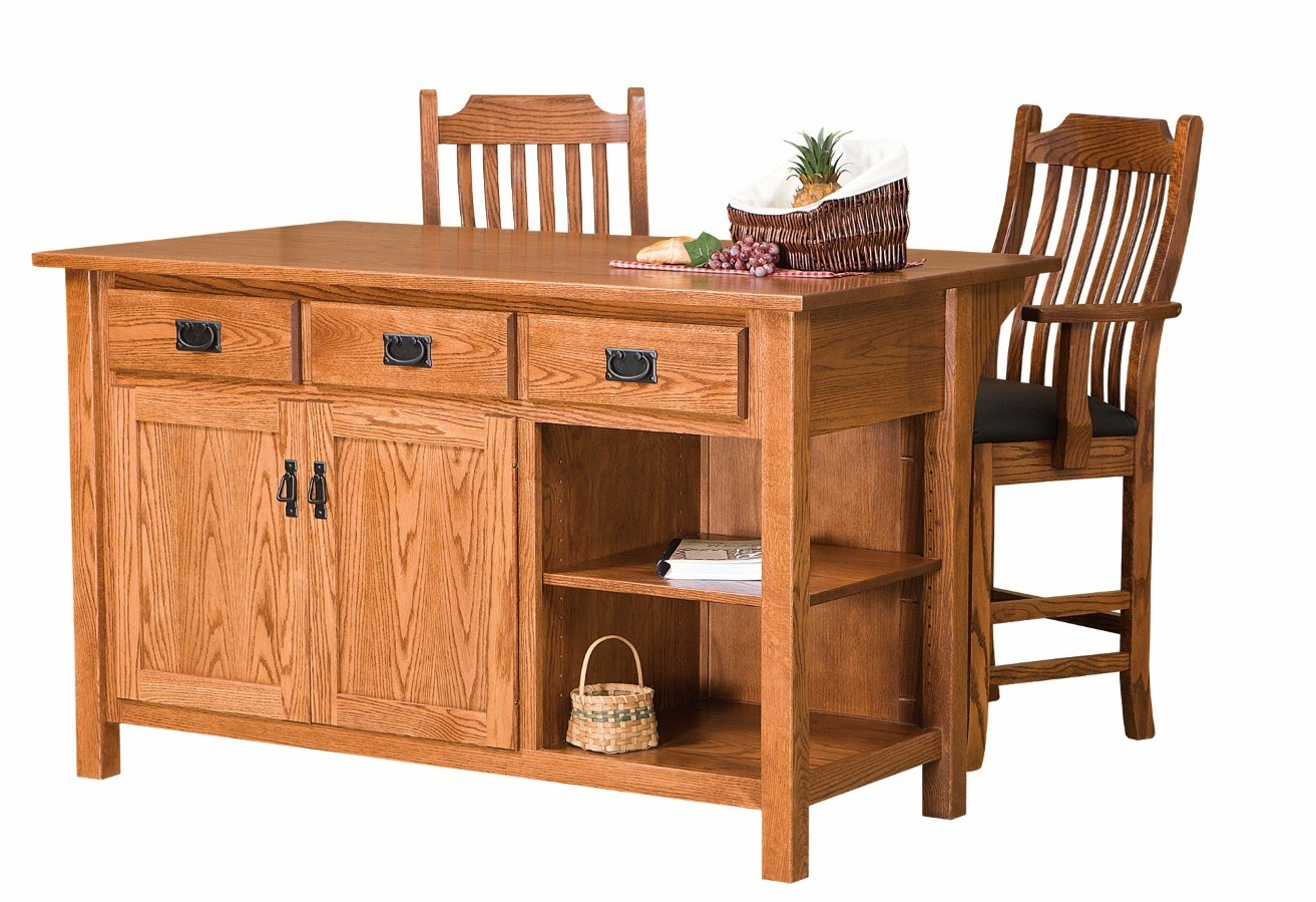 60 Kitchen Island Town Country Furniture