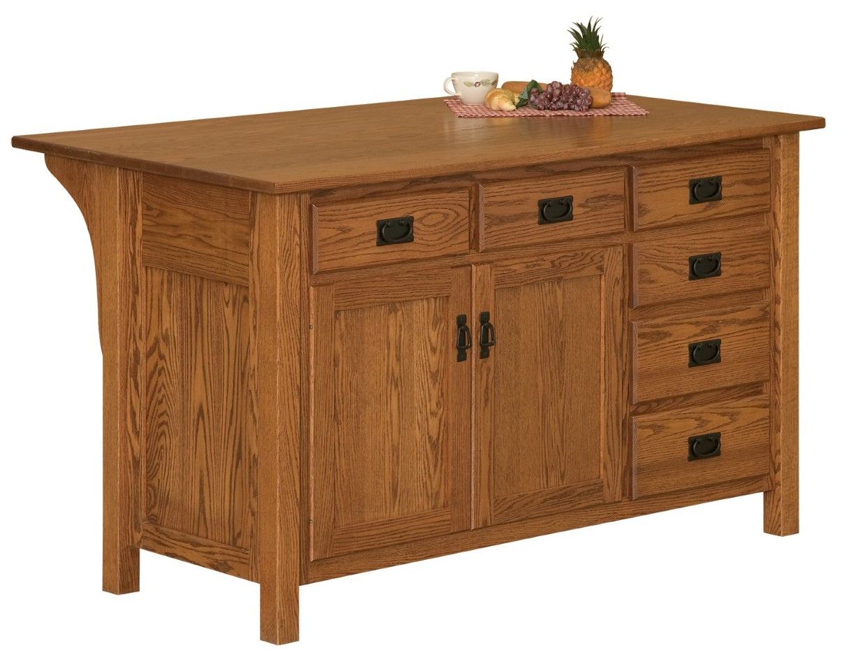60 quot kitchen island town amp country furniture