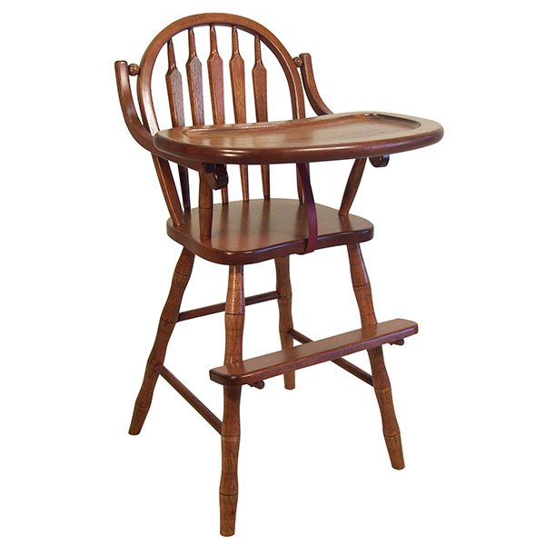 Arrow Back High Chair Town & Country Furniture