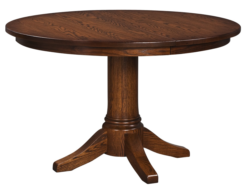 Round Extension Pedestal Table Town amp Country Furniture : 3100Table from towncofurniture.com size 825 x 640 jpeg 108kB