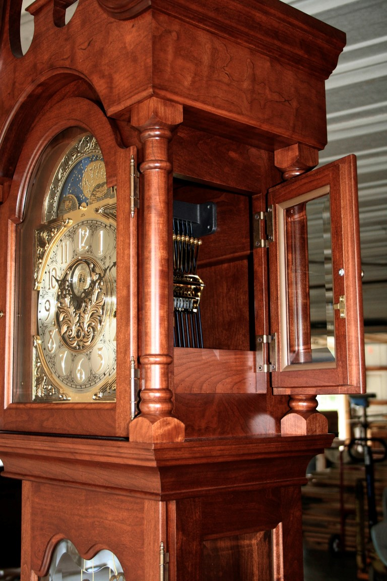 Winchester Grandfather Clock Town Amp Country Furniture