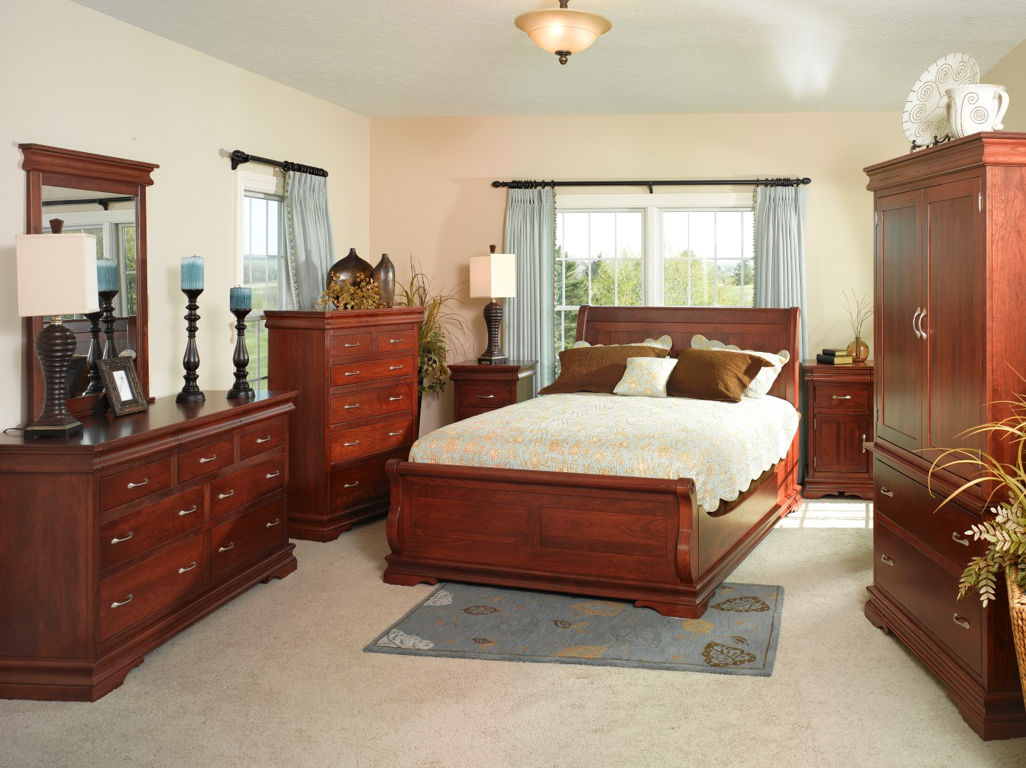 Legacy Bedroom Suite Town Country Furniture