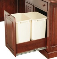Wastebasket Pullout Option (Custom)