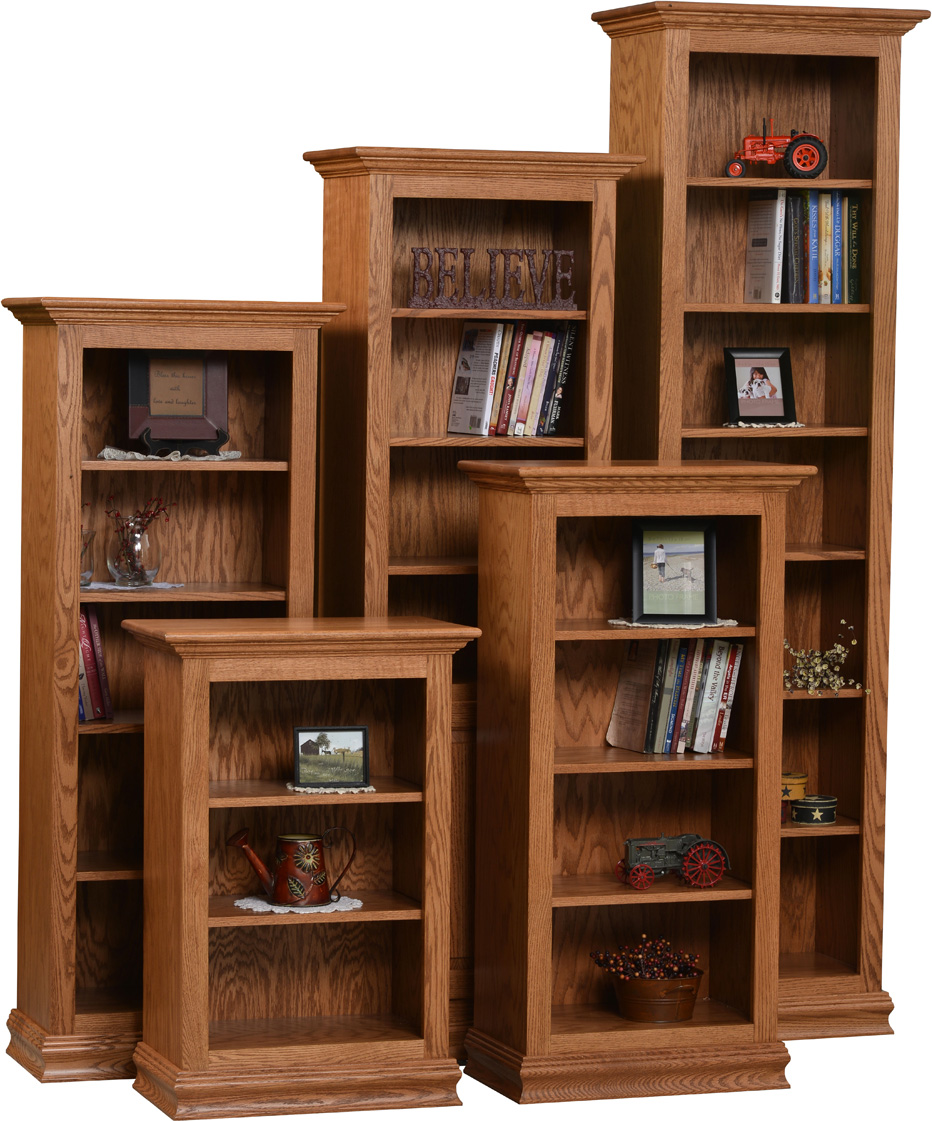 Ashery Traditional Bookcases Town Amp Country Furniture