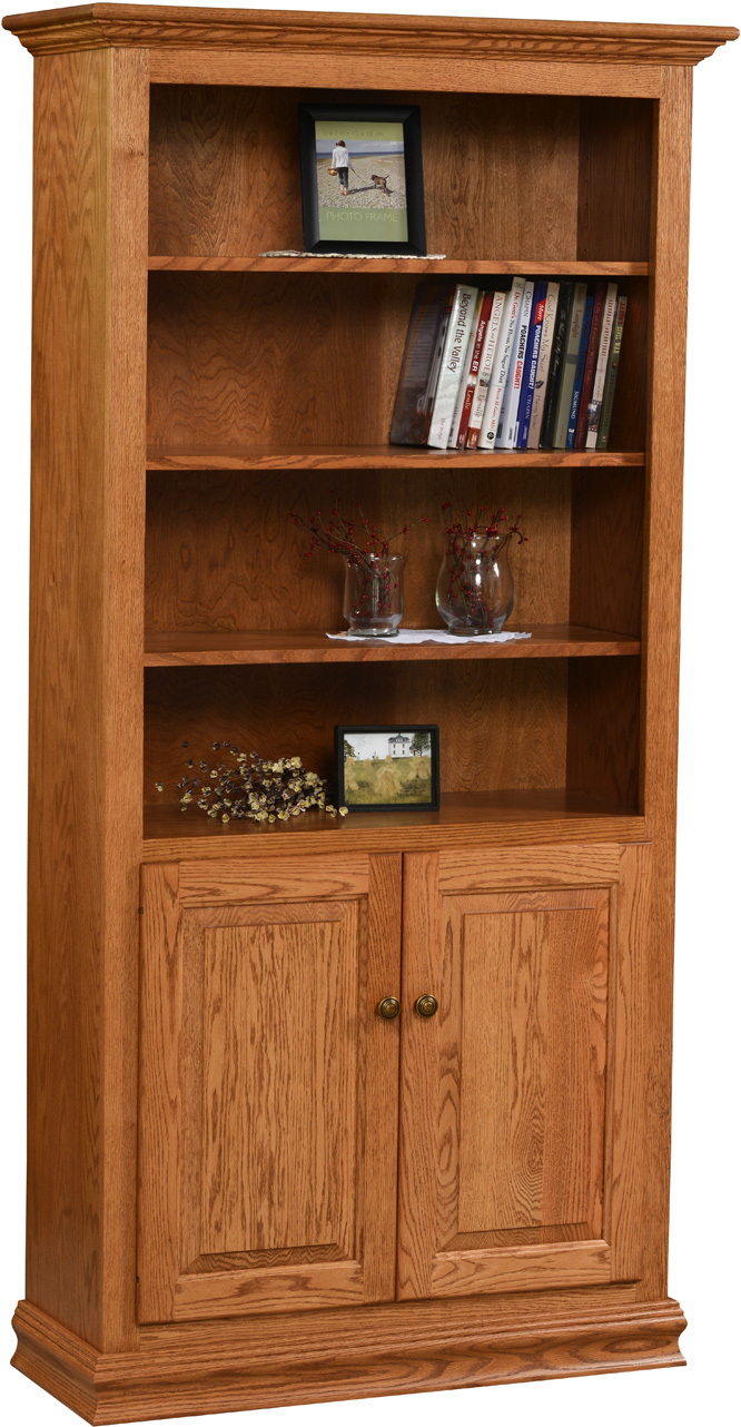 Traditional Bookcases TR 3672 D