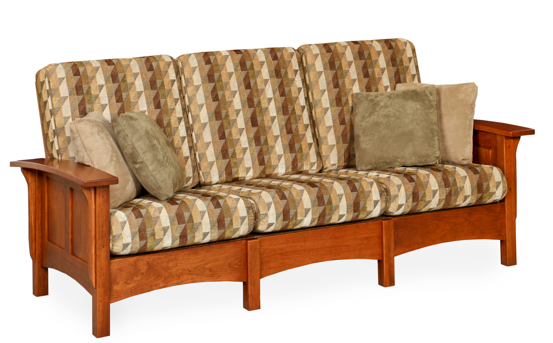 Mission Sofa Town & Country Furniture