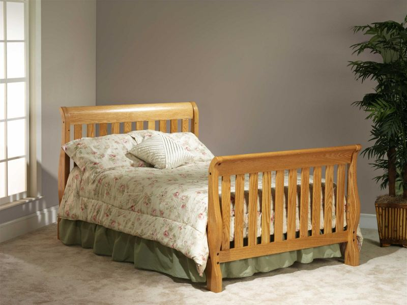 Sleigh Slat Crib Town Amp Country Furniture