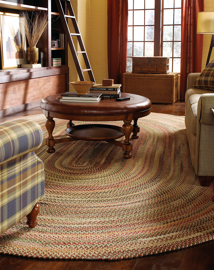 Capel Bear Creek Braided Rugs Town Amp Country Furniture