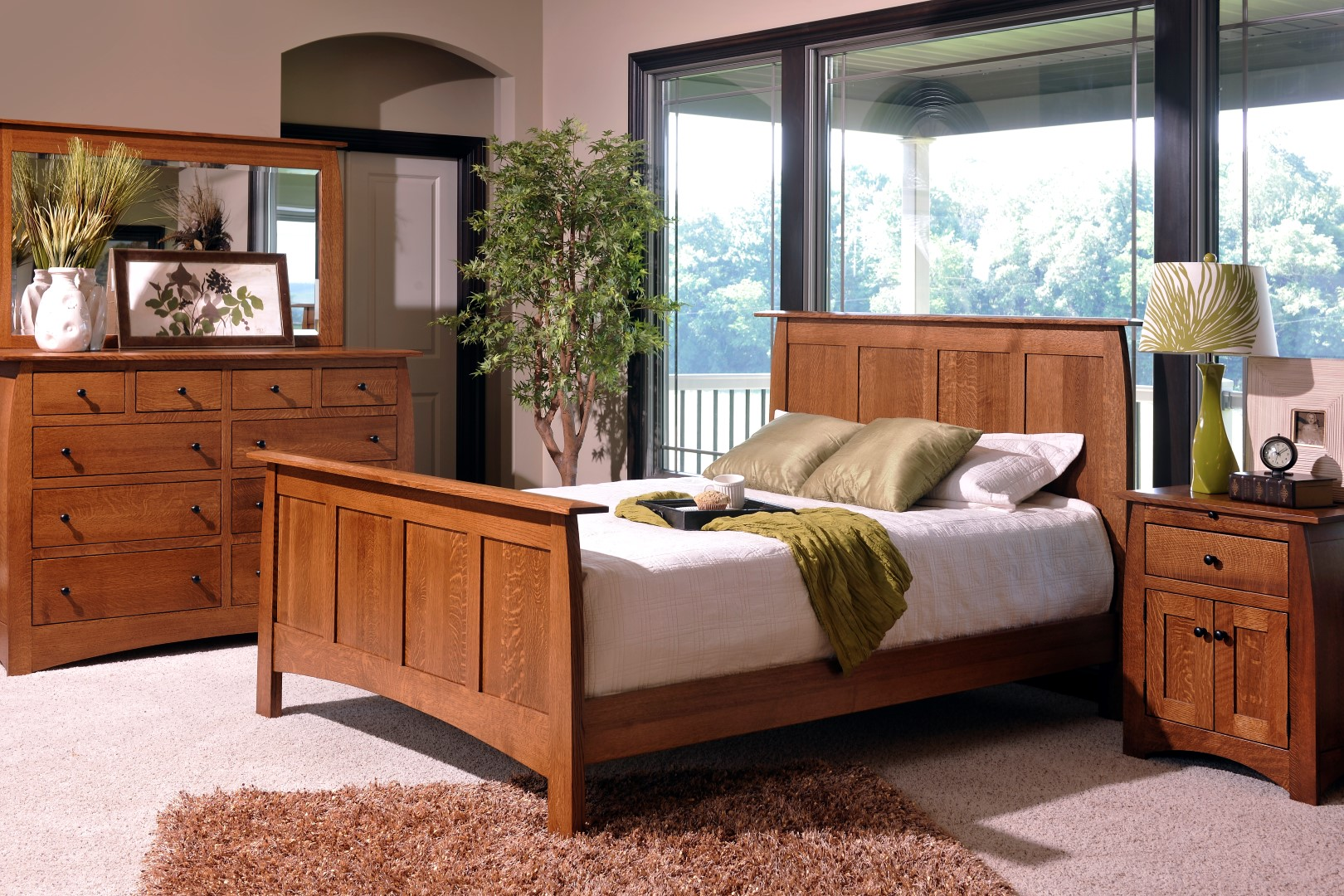 Vail Bedroom Suite - Town & Country Furniture