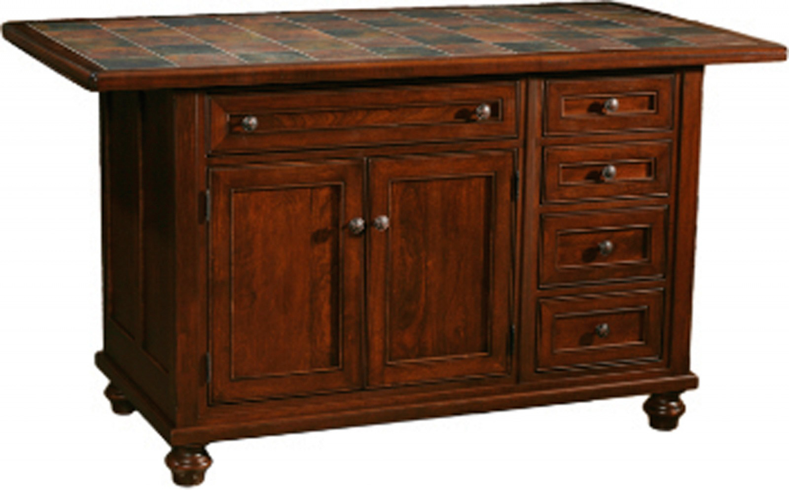 Oceanside Kitchen Islands - Town & Country Furniture