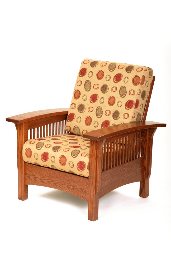 Mission Style Morris Chair